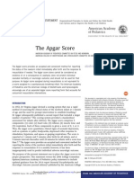 The Apgar Score