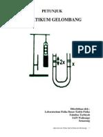 Modul Prakt Gelombang IAIN Semarang