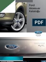 Ford Aksesuar Katalogu