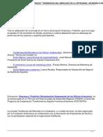 Resultados de La Jornada Tendencias Del Mercado en La Artesania Un Modelo de Éxito