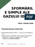 Transformari Simple