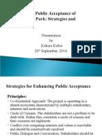 Enhancing Public Acceptance of Kinagop Wind Park, Kenya