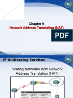 Chapter 9 - Network Address Translation (NAT)