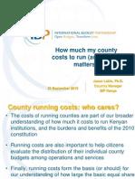 County Costs Presentation_Jason Lakin