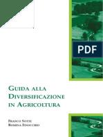 diversificazione e multifunzionalità in agricoltura