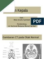 Expertise - Ct-scan Kepala