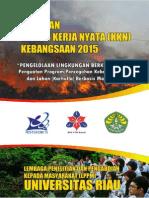 Buku Panduan KKN Kebangsaan 2015-Edisi Kedua