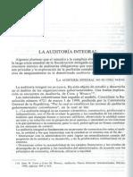 Auditoria Integral No Es Cosa Nueva