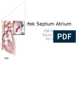 Defek Septum Atrium