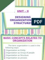 Designing Organisational Structures