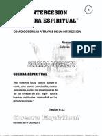 Intercesion y Guerra espiritual 4.pdf