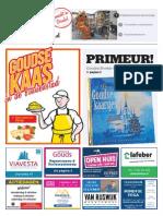 De Krant Van Gouda, 1 Oktober 2015
