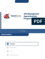 JPA-MAP STAR BriefingDeck to Apprentices