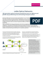 An Flexible Optical Networks A