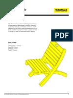 YW Daytripper Chair