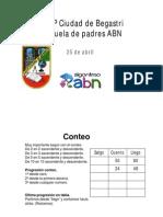Escuela de padres ABN