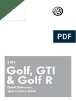 Vw Golf 2.0 - 2.5 Engine