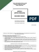 PLAN ARTES_2013-2014