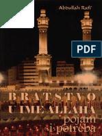 Bratstvo u ime Allaha - Pojam i potreba.pdf
