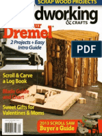 Scrollsaw Woodworking & Crafts (Issue 50)