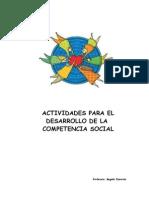 ACTIVIDADES PARA EL DESARROLLO DE LA COMPETENCIA SOCIAL.doc