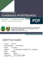 KANDIDIASIS INTERTRIGINOSA