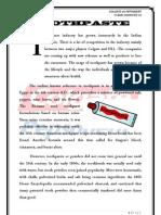 colgate palmolive industry analysis
