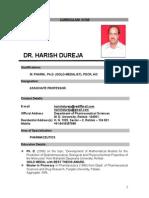 Dr.harish Dureja