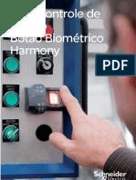 Panorama Botão Biométrico