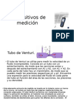 Dispositivos de Medición