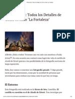 Photo Inside_ Todos Los Detalles de Cómo Se Hizo 'La Fortaleza'