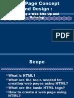 Webdesign Using HTML (1)