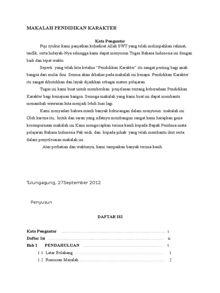 MAKALAH PENDIDIKAN KARAKTER.doc