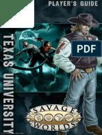 ETU East Texas University Players Guide (7681488)