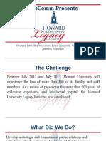 hu legacy powerpoint