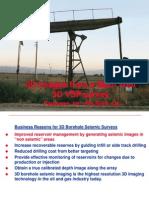 2009.10.09.Edison 3D VSP for Vaquero Energy