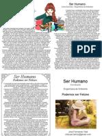 Projetoserhumano.conceituando Ser Humano