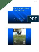 Reumatologia clases usamedic