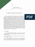 SCHULER, Donaldo_ O Corpo No Sistema de Heraclito