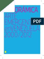 Panoramica Arte Emergente en Vzla. 2000-2012