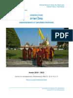 Brochure Llcer Siamois 2014-2015 0