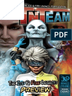 Preview Tnteam #3 Deluxe - The Ice & Fire Legacy - Purification