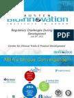 Regulatory Challenges During Medical Device Development
