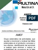 Curso AMEF Multina