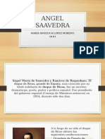 Angel Saavedra (Romanticismo español)