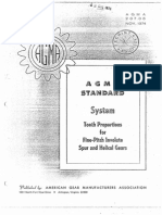 AGMA 207 06 Tooth proportions.PDF