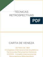 Seminário Tecnicas Retrospectivas