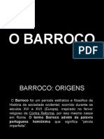 O Barroco HCA
