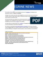 Peregrine News September 2015
