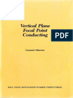Vertical Plane Focal Point Conducting